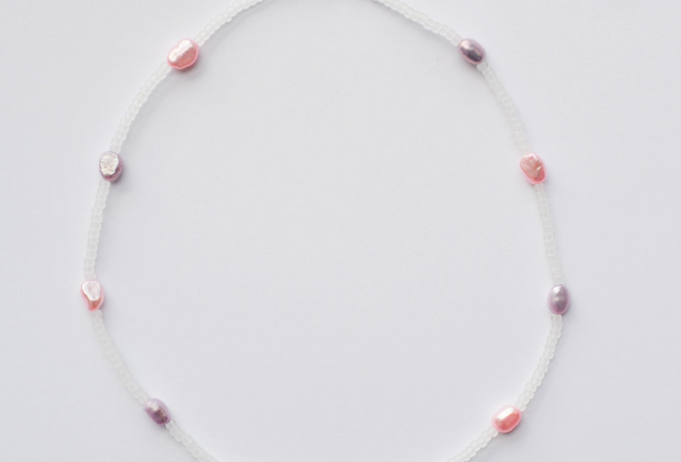 Mandy Holiday Necklace