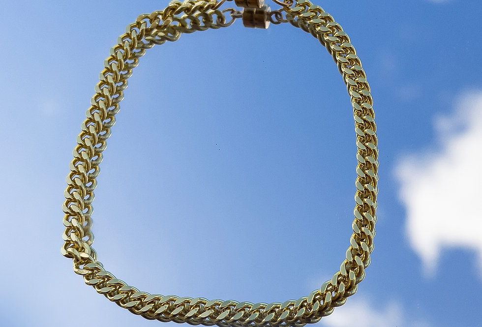 Mandy Curb Chain Bracelet
