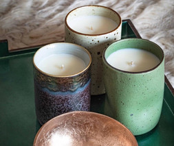 Lovely candle set