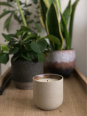 Naturelle candle