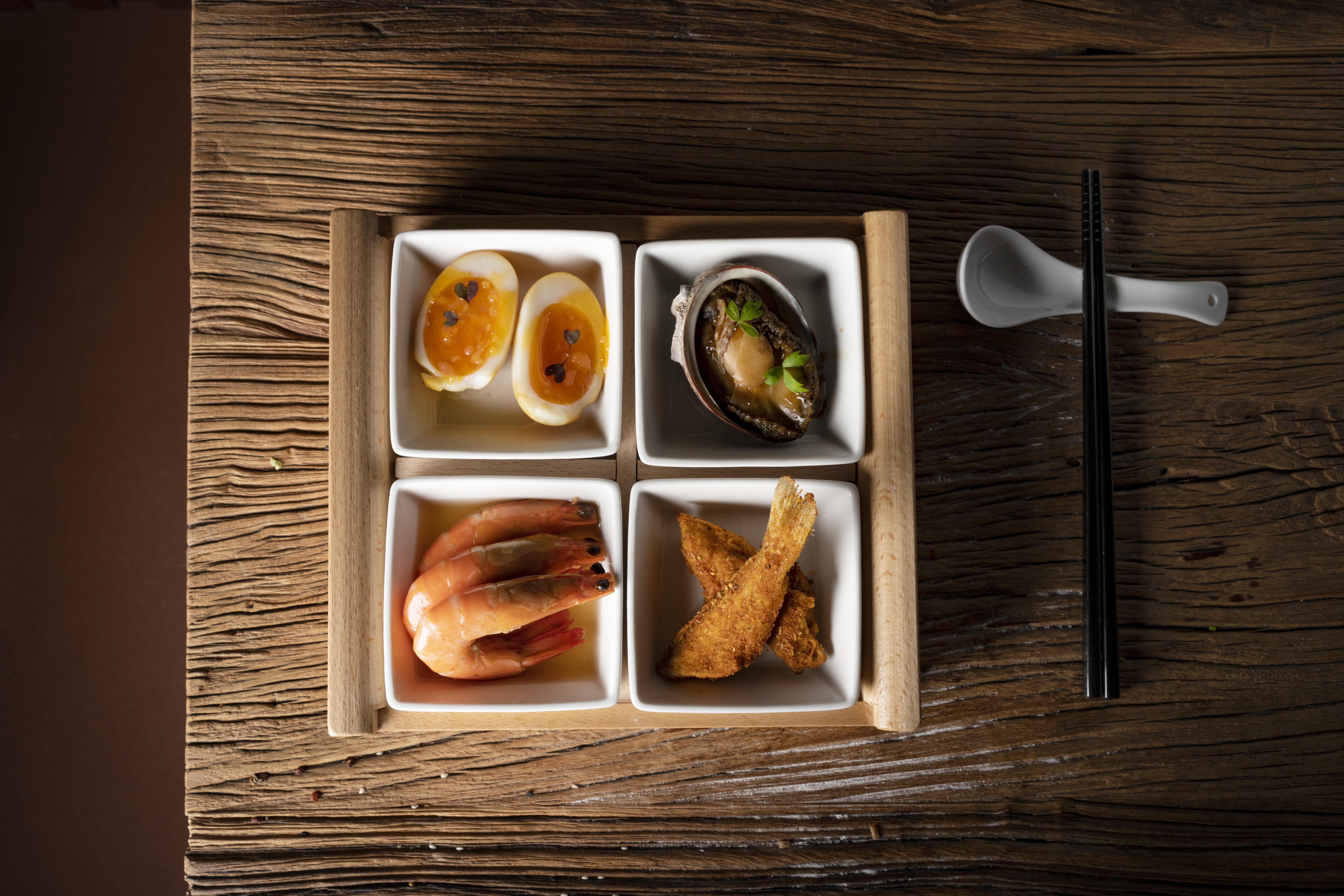 Peking Platter