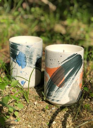 Collaborations with Hama Ceramics