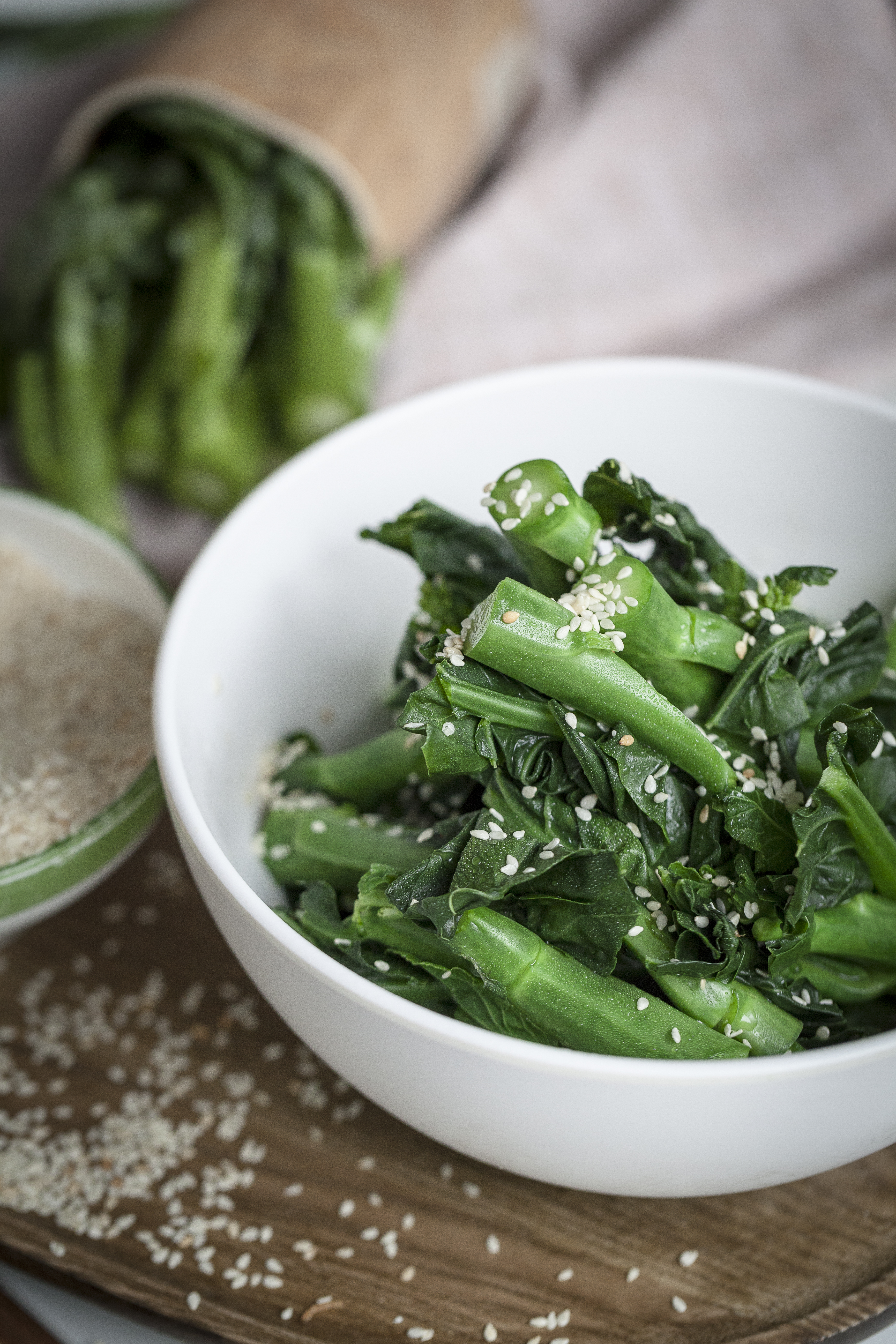 Cai Lan Mam - Tossed Kale