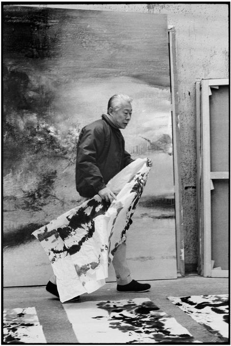 Zao Wou Ki II