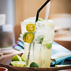 518 Fresh Calamansi or Lime Soda