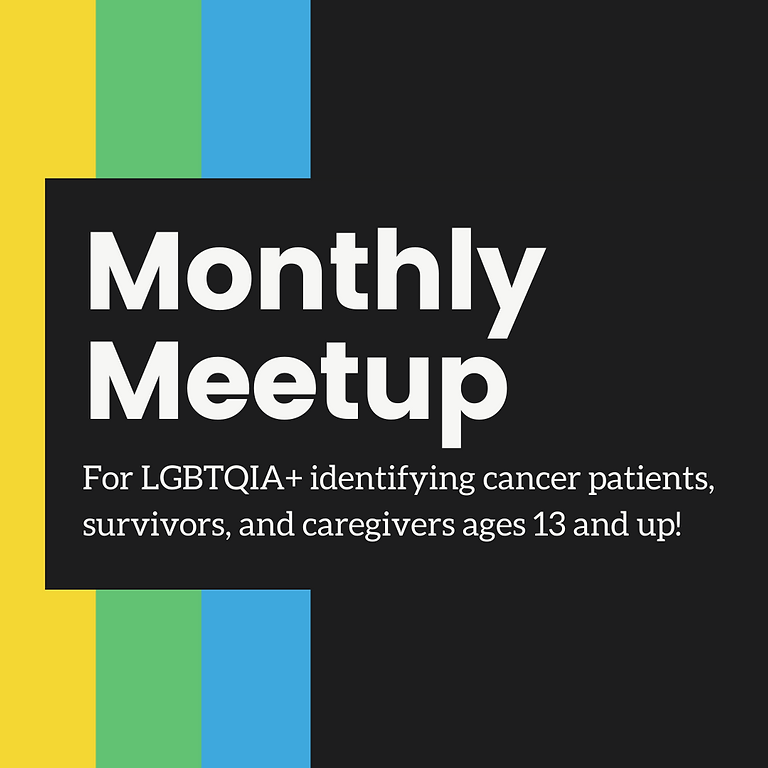 Monthly Virtual Meetup