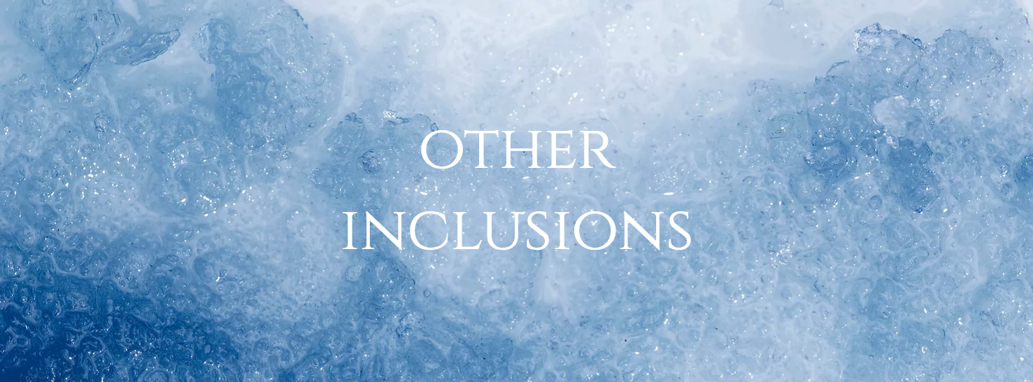 Other Inclusions