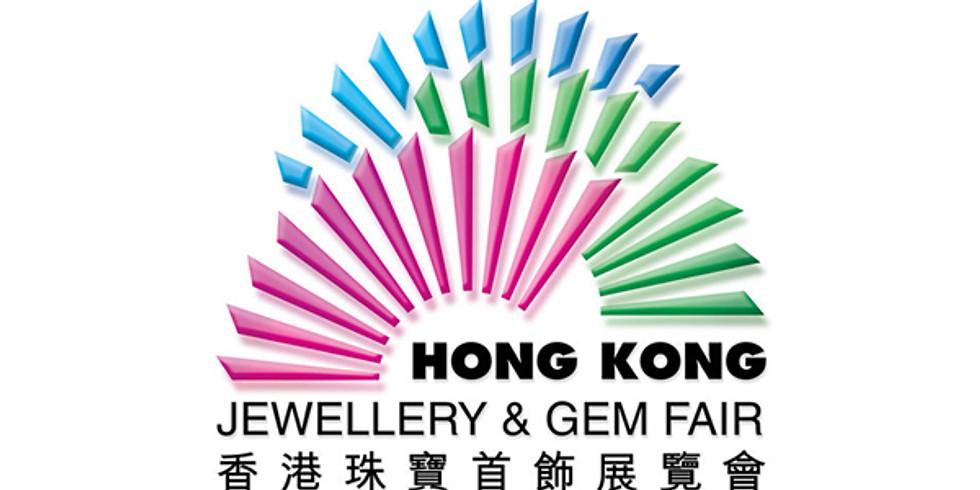 Hong Kong Jewellery & Gem Fair 2019