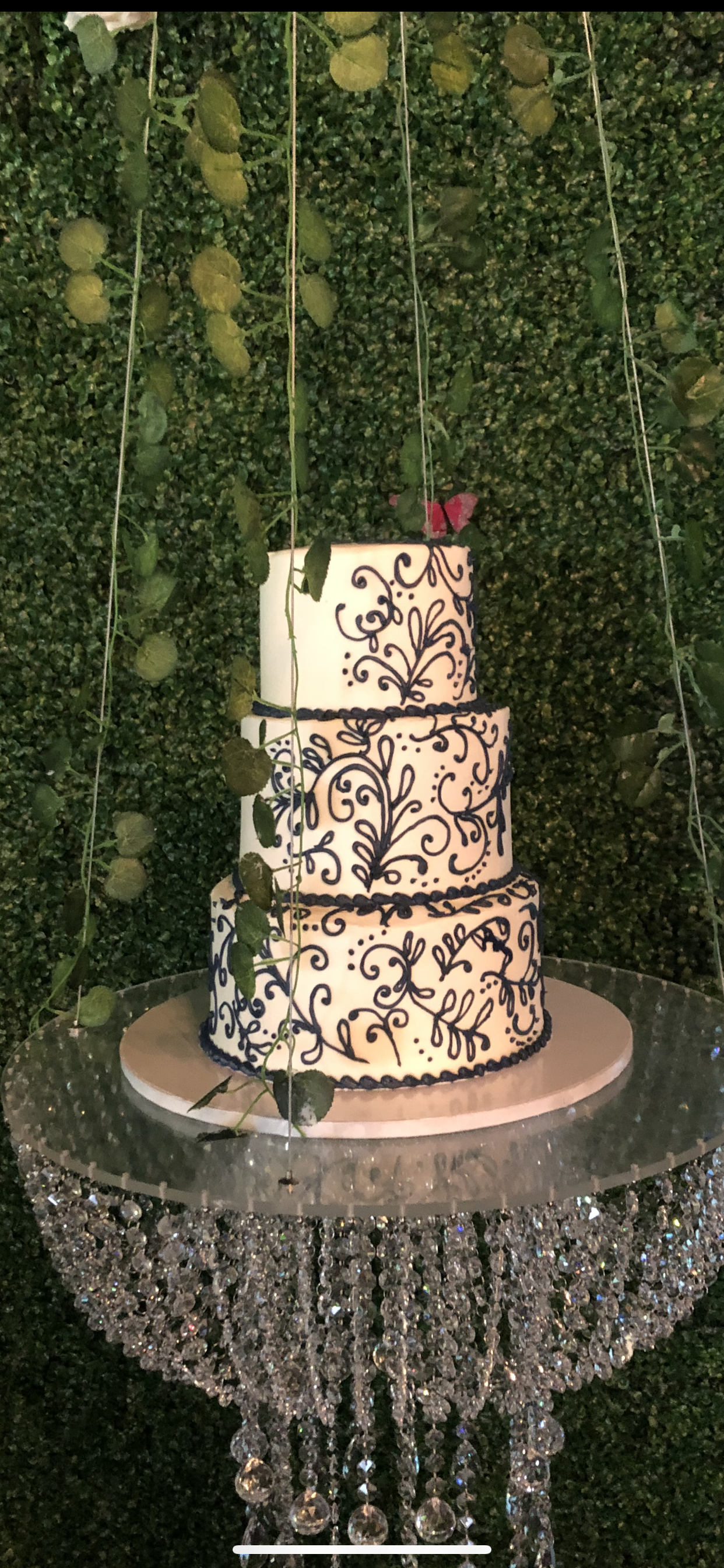 cake Chandelier.