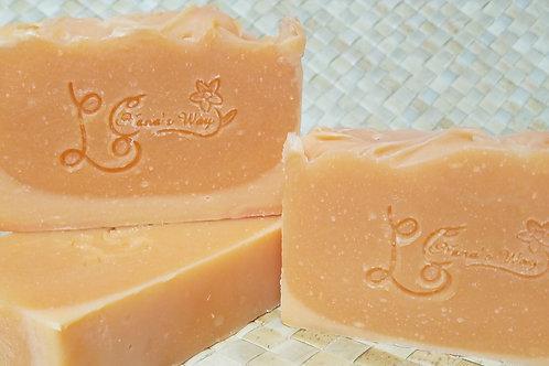 Sun Glow Soap
