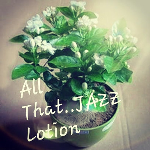 All That JAZZ Lotion