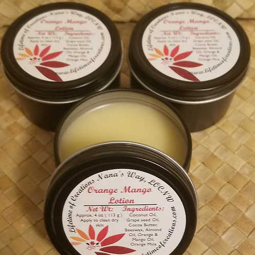 Orange Mango Lotion