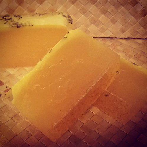 Honey Bee Soap Scrub
