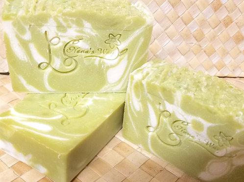 Coconut Aloe Soap