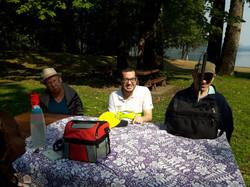 Cultus Lake outing