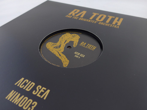 Vinyl  - New Interplanetary Melodies