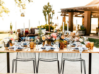 Our Styled Shoot Is Featured On Wedding Chicks!