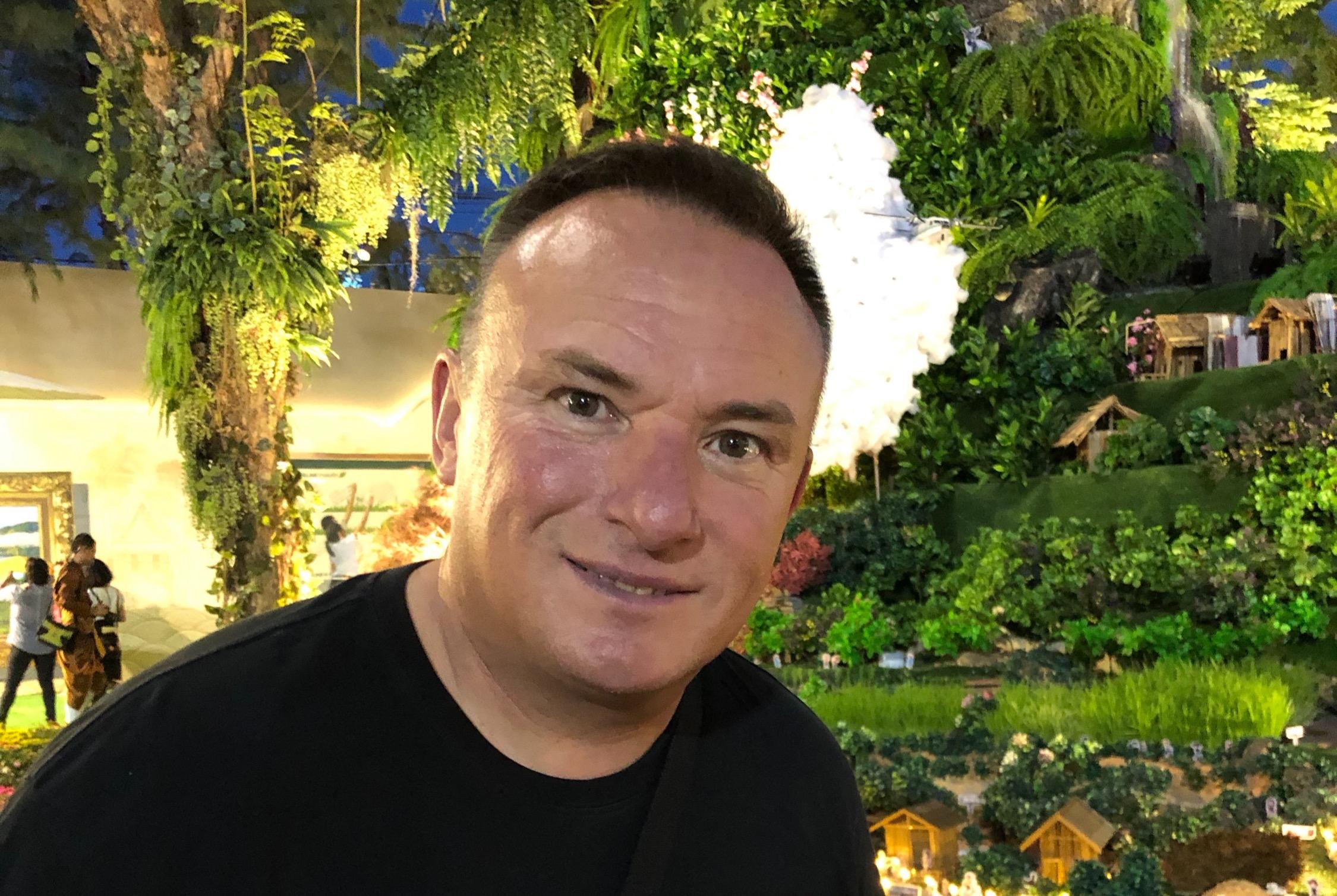 Adrian Vaughan