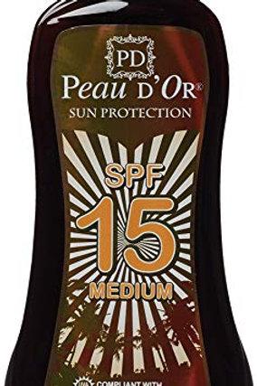 Protección 15 Peau D´or 250 ML