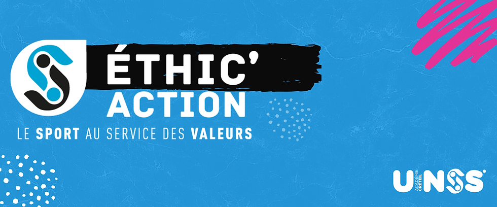 Copie de Ethic Action invitation Master