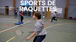sports de raquettes