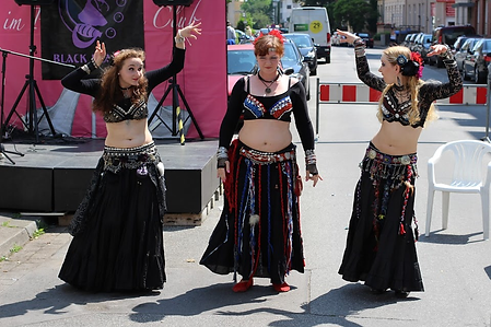 Wie ärgert man Franzi: Kleine Einblicke vom Lister Meile Fest 2016
