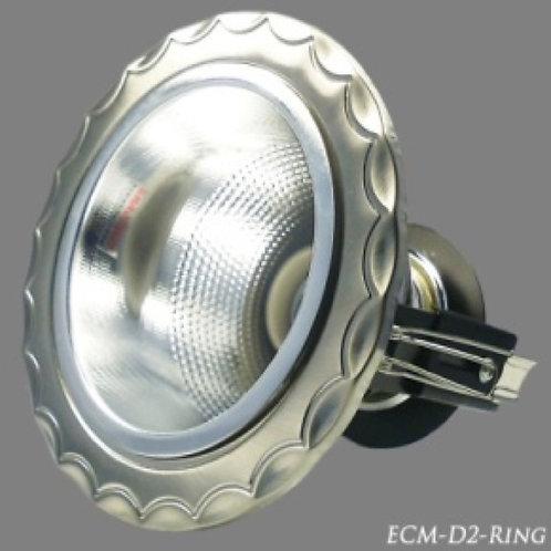 """ดาวน์ไลท์ ECM/D2-Ring 4"""""""