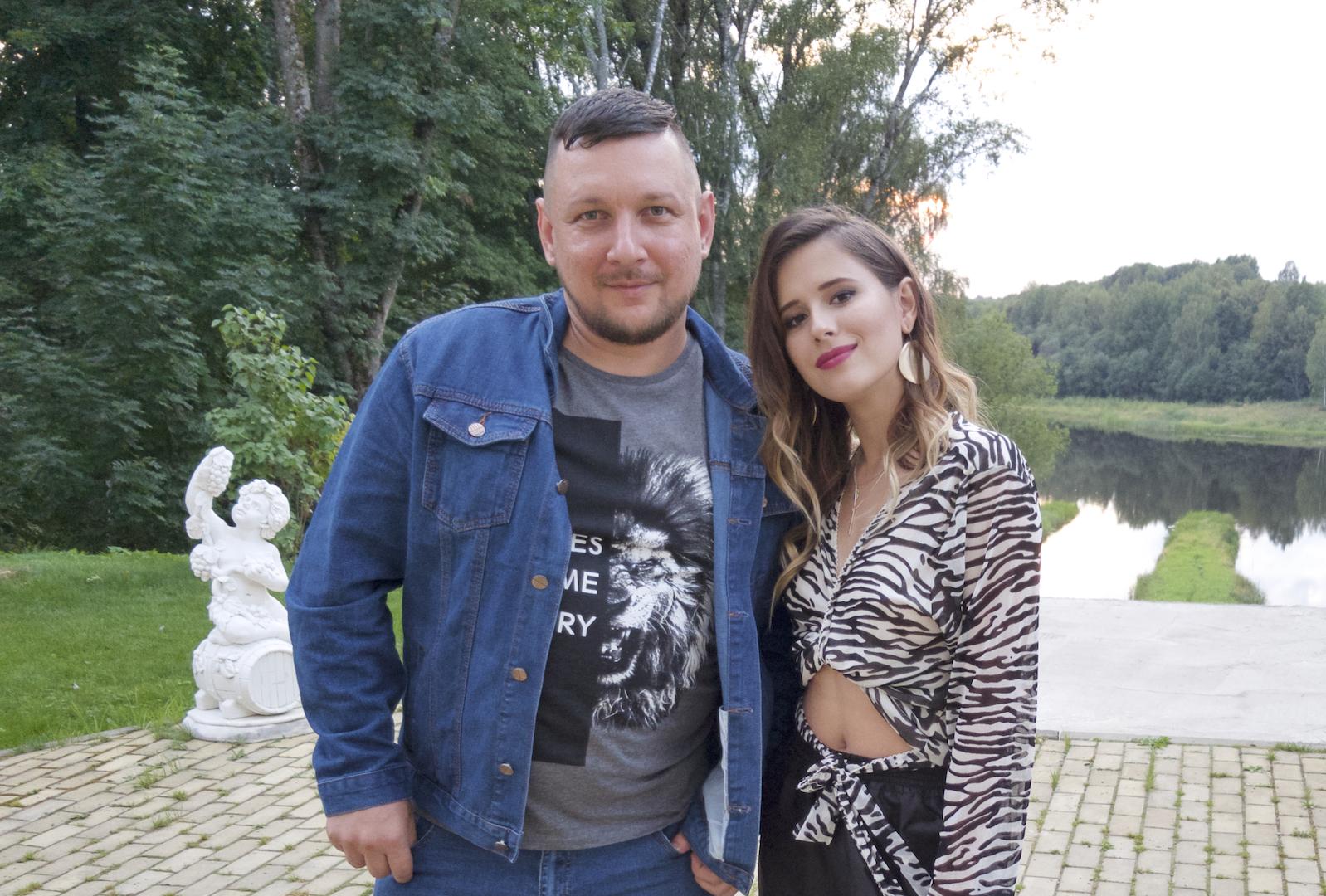 Elvira T & Aleksandr Grigorash