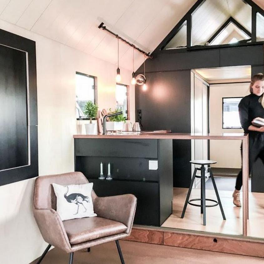 Tiny Houses in Leeuwarden; over ontspullen, consuminderen en verduurzamen