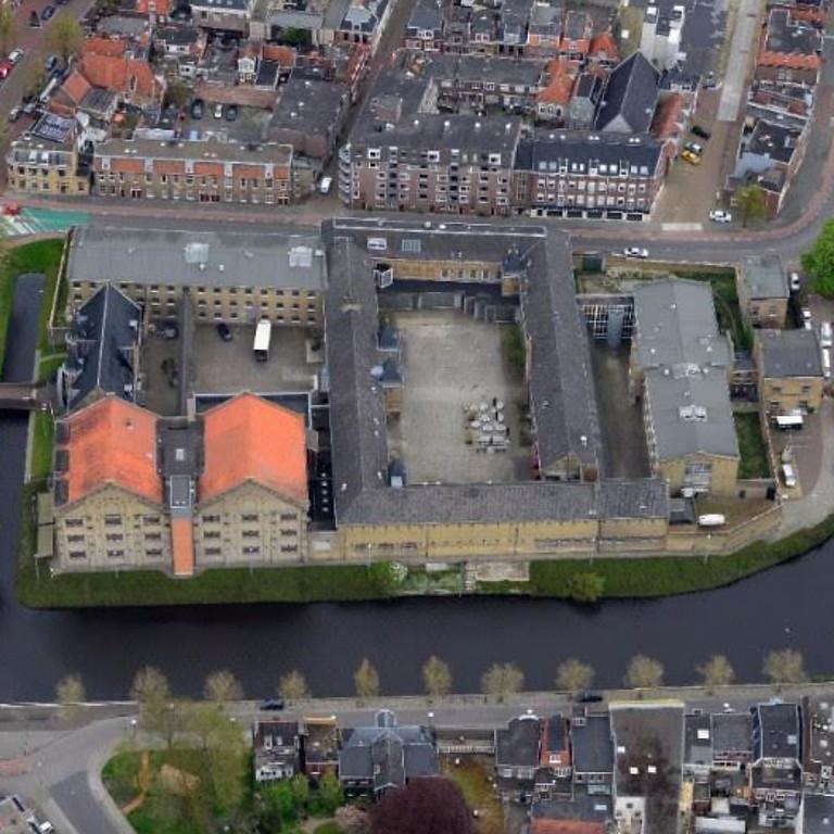 De Blokhuispoort; Transformatie van een rijksmonumentaal complex