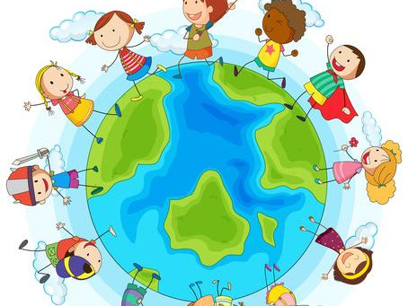 ¡Feliz día del niño para nuestros niños y niñas migrantes!