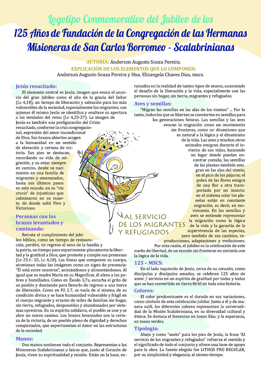 Infografía con nel logo en el medio y el texto de esta noticia al rededor. En letras negrasy doradas en fondo amarillo tenue y blanco.