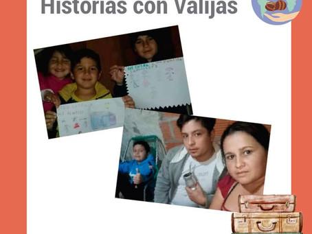Historias con Valijas: Francisca