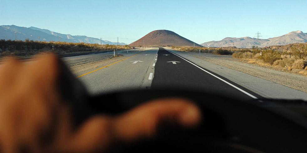 Amboy Mount, Route 66