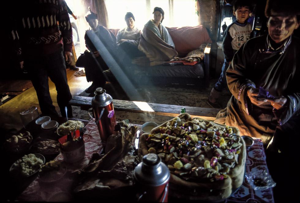 festival of tsagan tsar