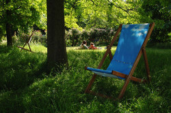 Deck Chairs, Green Park