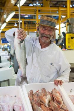 Roger, Billingsgate Market