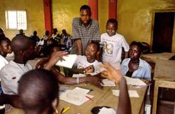Children's centre, Sierra Leone