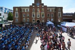 barking town square festival