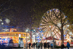 Christmas Lights, Leicester Square