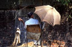Foreman & Umbrella