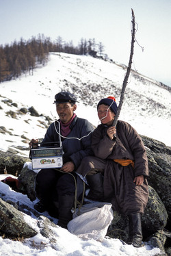 mongolian radio