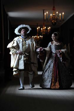 Henry VIII at Hampton Court
