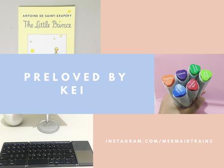 MERMAID TRAINS | Preloved by Kei