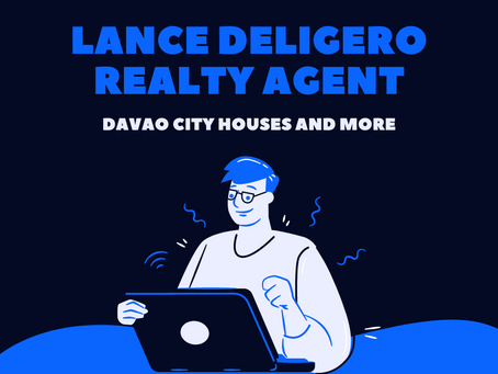 Lance Deligero Realty Agent