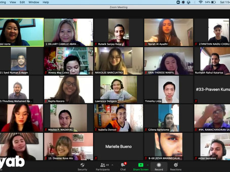OSA initiates Virtual Christmas Party for Student Leaders
