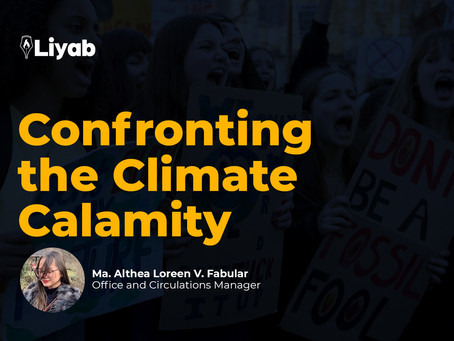 Confronting the Climate Calamity