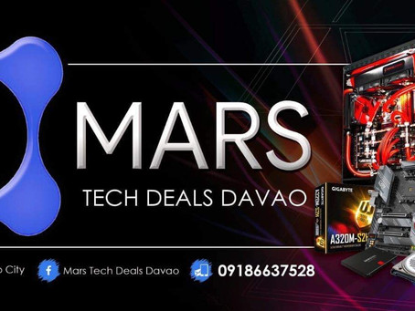 MARS TECH DEALS DAVAO