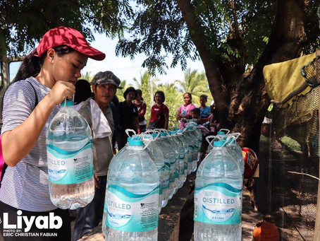 DMSF delivers aid to quake-hit towns in DavSur and N. Cotabato