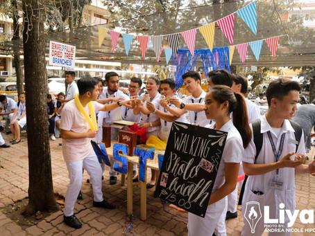 Students Celebrate Club Day 2020